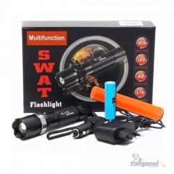 Lanterna Led Multifunção Swat